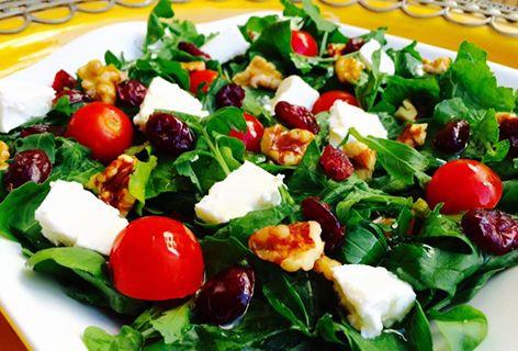 (24)rocket salad