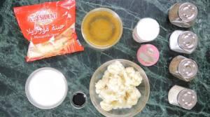 (5) chicken meatballs with cauliflour alfredo sauce 3