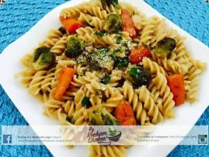 pasta-brussels